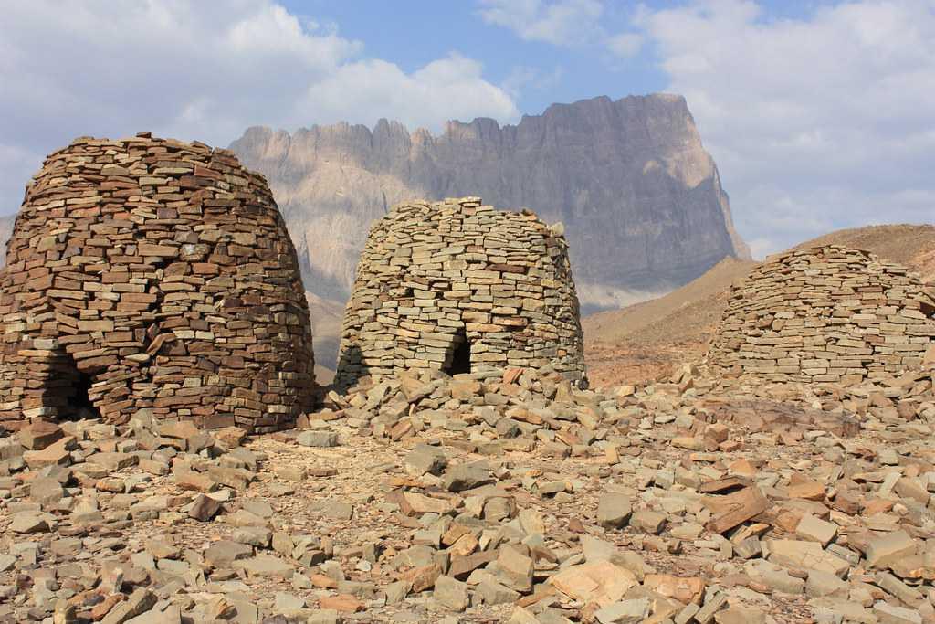 Bat Necropolis, Ibri, Oman