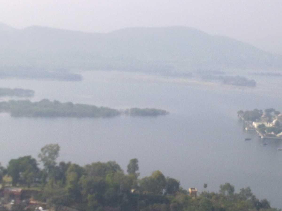 Aravali Hot water Springs, Maharashtra
