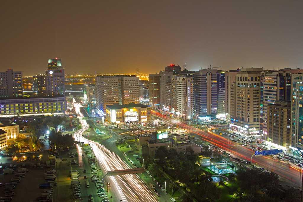 Streets of Abu Dhabi