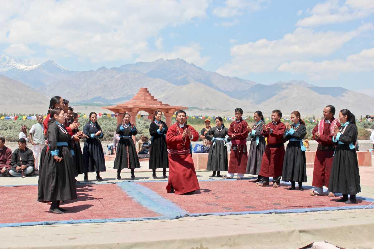 Ladakhi Folk Dance