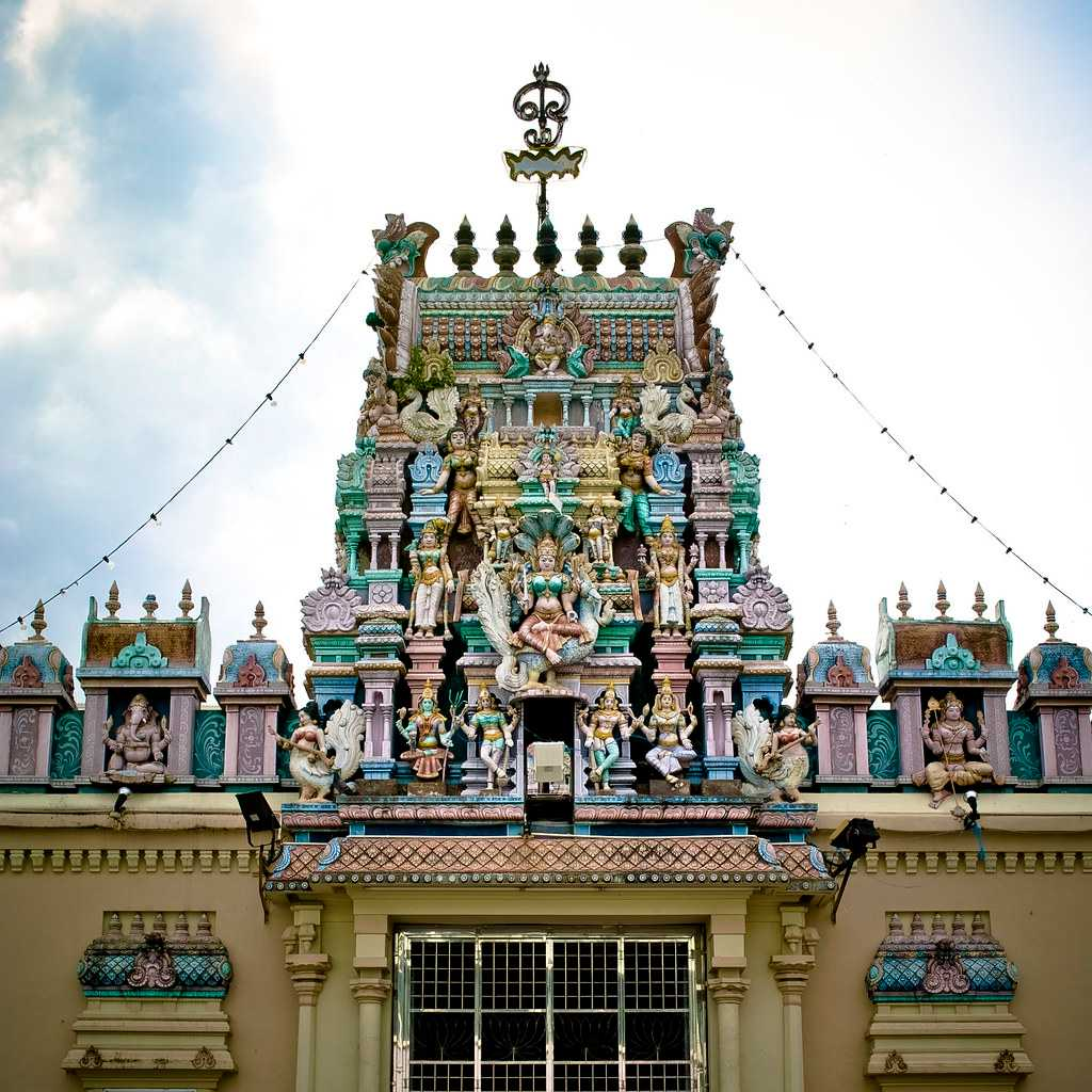 Sri Maha Mariamman Temple, Street of Harmony Georgetown