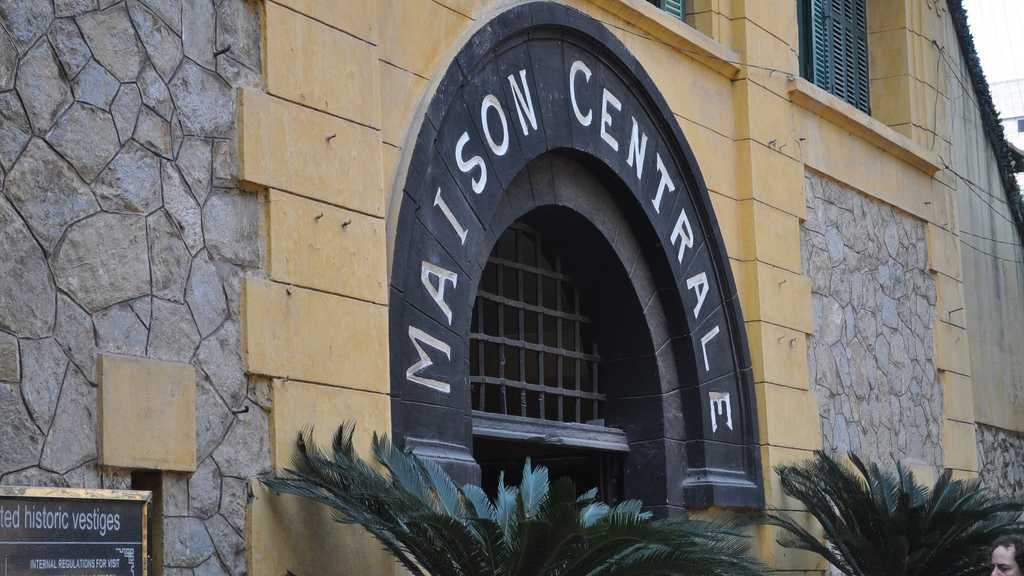Hoa Lo Prison Museum in Vietnam