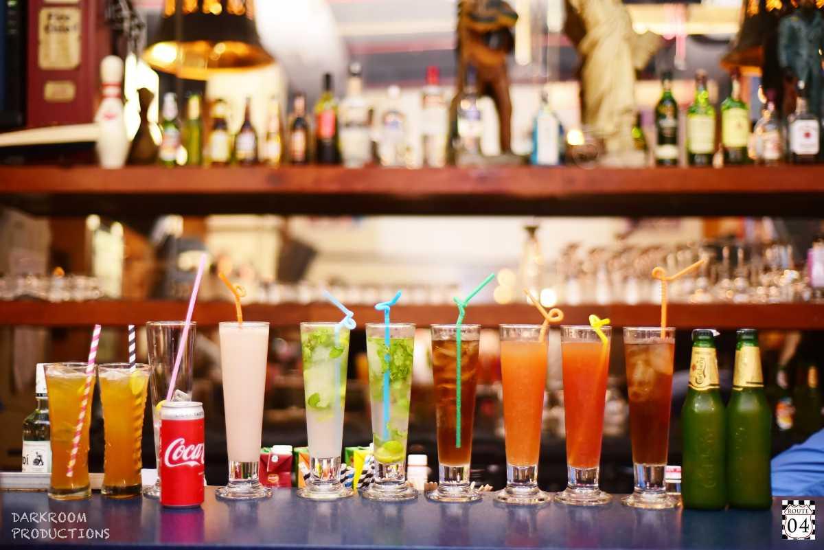 Bars in Delhi