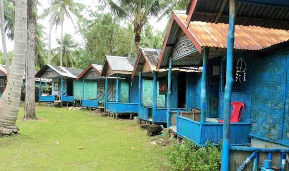 Accommodation in Havelock, Coco beach retreat