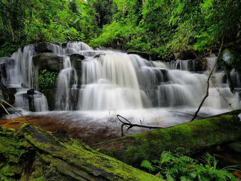 Wang Sai Waterfall, Waterfalls in Koh Phangan