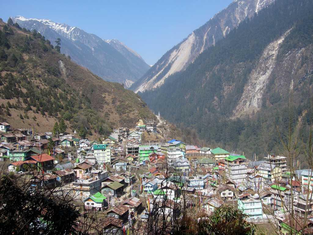 Lachen Sikkim