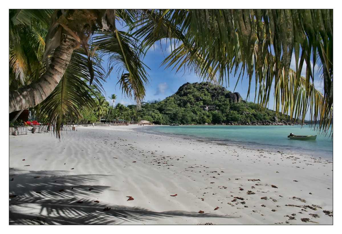 Cote d'Or, Seychelles weather in september