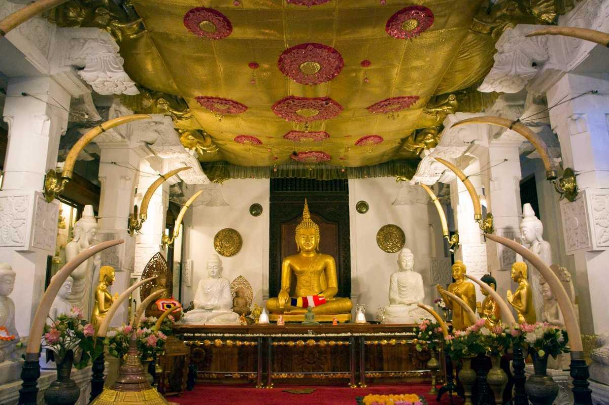 Buddhism, Religion in Sri Lanka