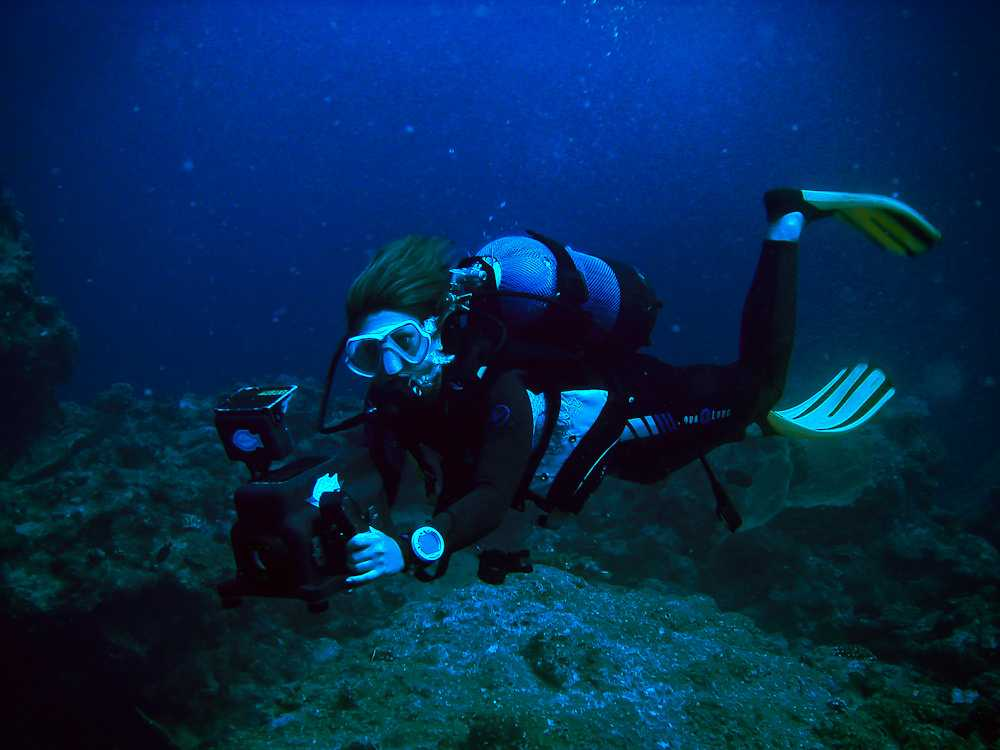 Scuba Diving, water sports in Mauritius