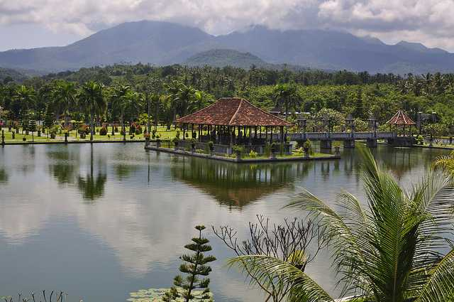 Ujung Water Palace Bali