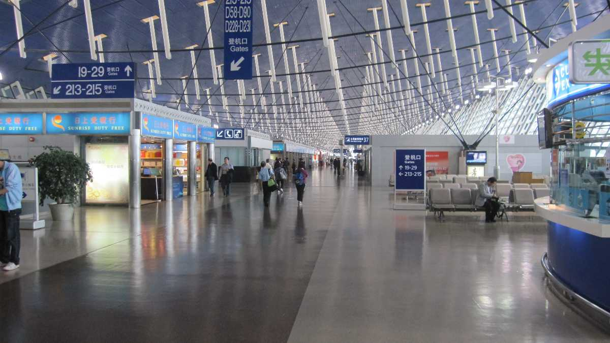 Shanghai Pudong International Airport