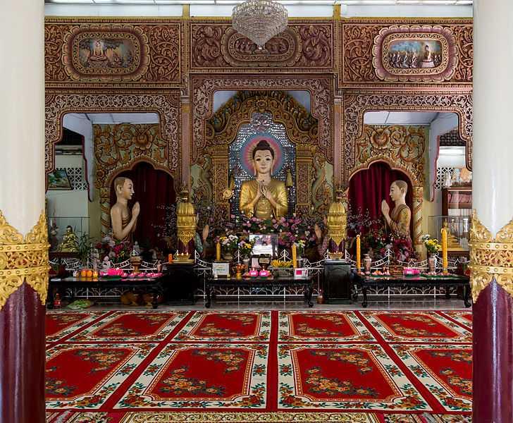 Dhammikarama Burmese Temple Penang