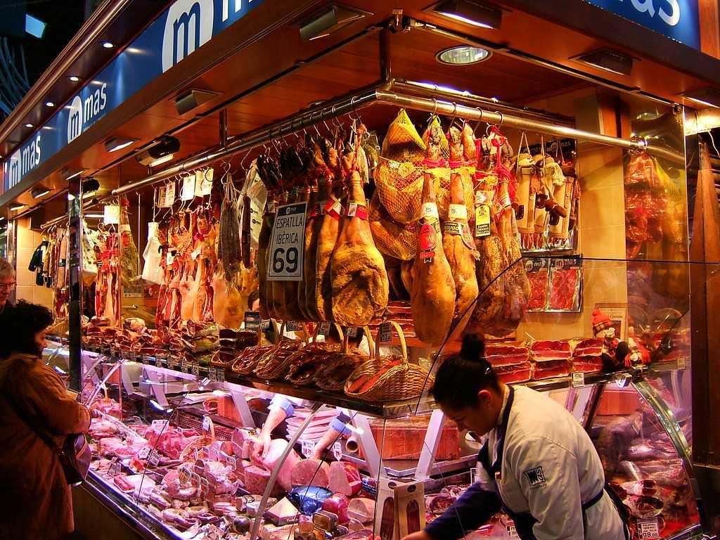 Meat Shop, Mercat de la Boqueria