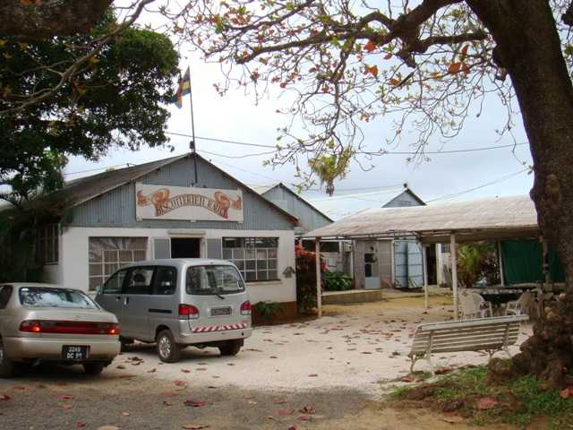 Rault Biscuit Factory, Mauritius