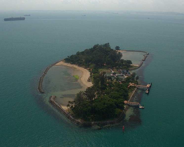 Kusu Island, Scuba Diving