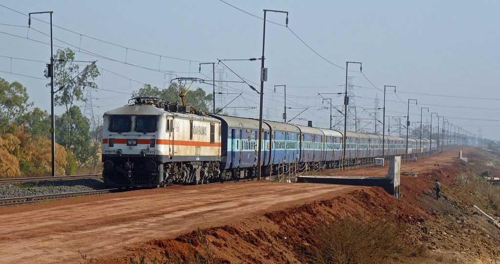 Hyderabad to Haridwar by Train