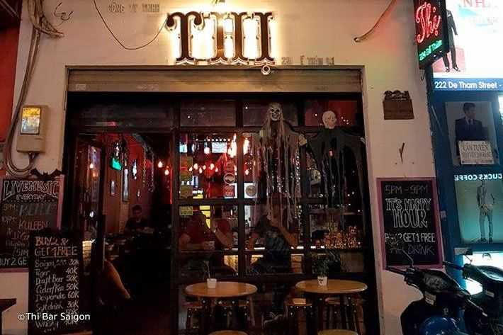 Thi Bar, Pham Ngu Lao Street Nightlife