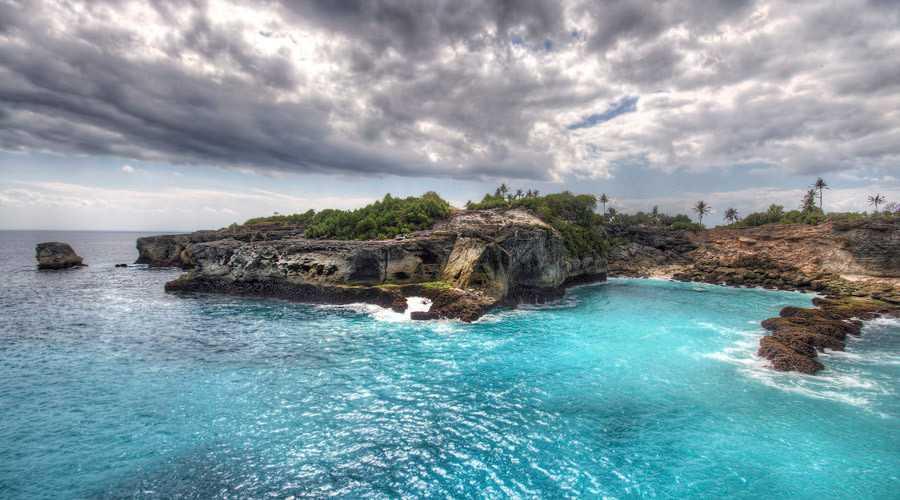 Honeymoon in Bali, Nusa Lembongan