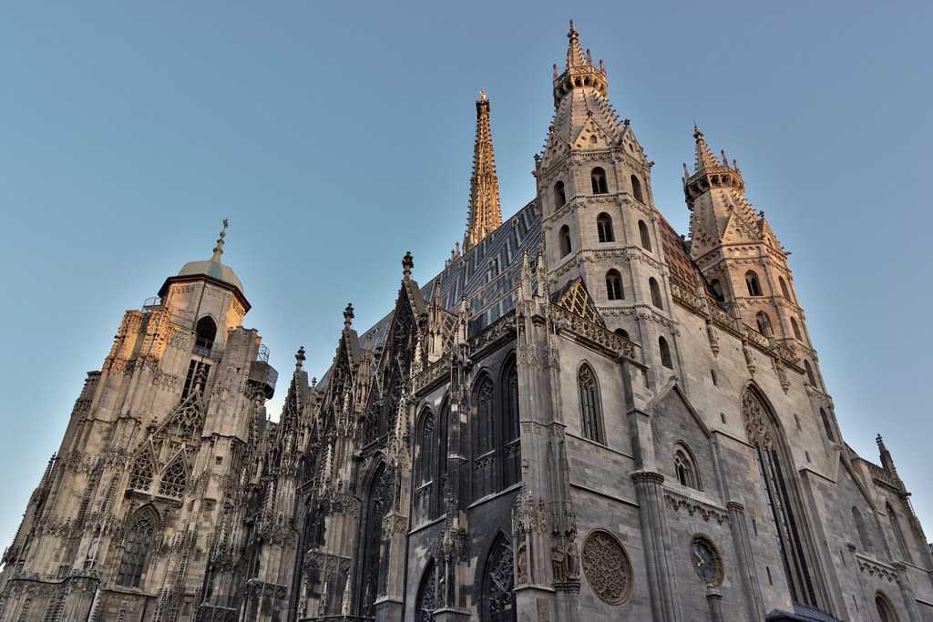 st. stephan's cathedral, stephansplatz vienna