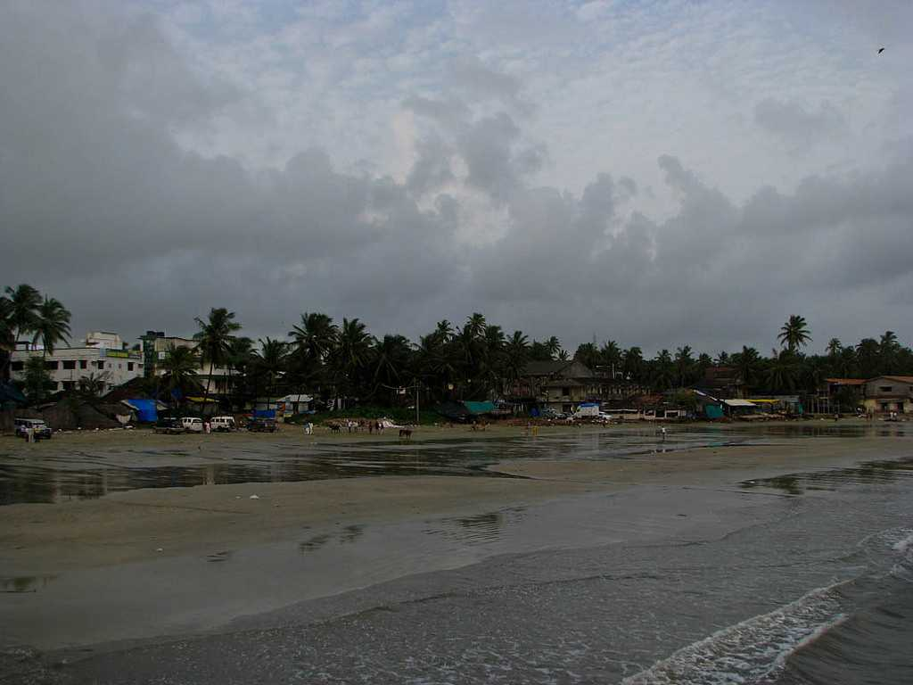 Onset of rain, Malvan