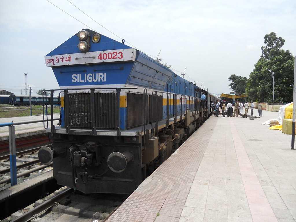 Delhi to Gangtok via Siliguri
