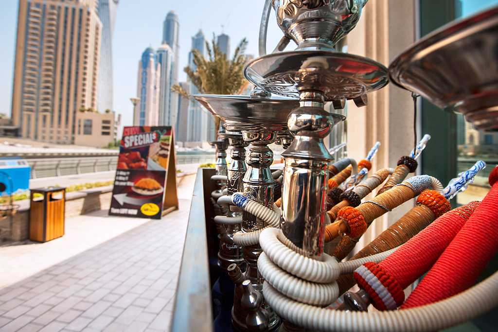 Smoking in Dubai