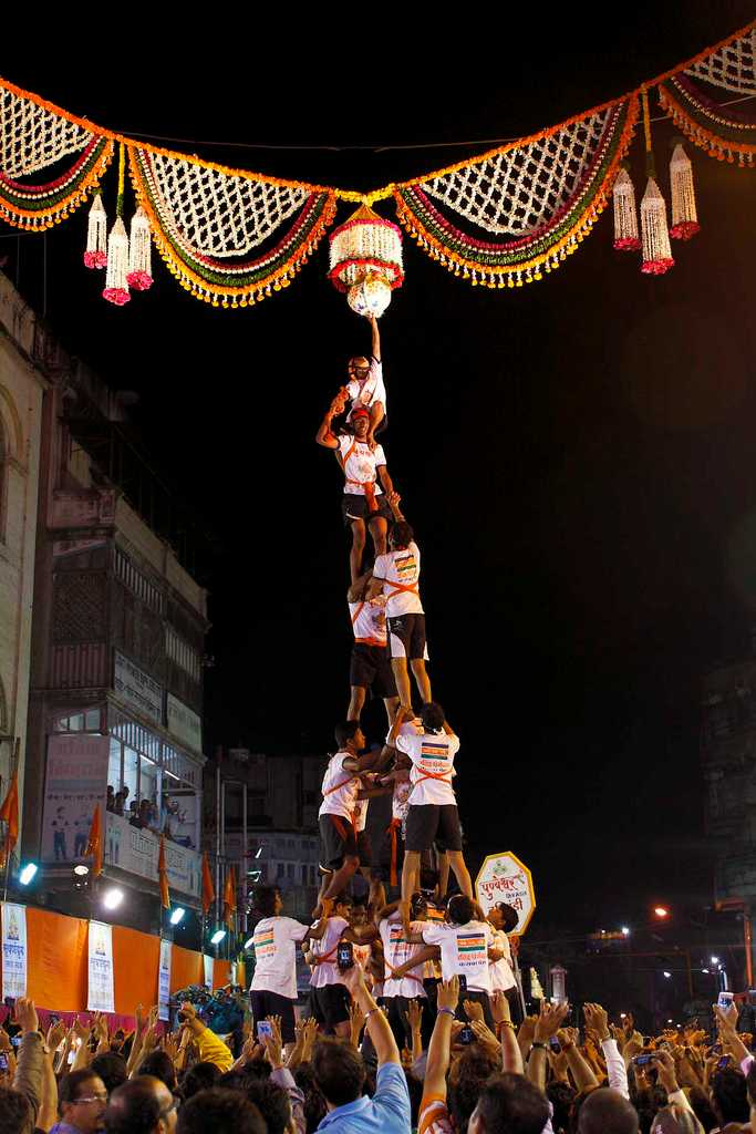 Janmashtami, Festivals in India