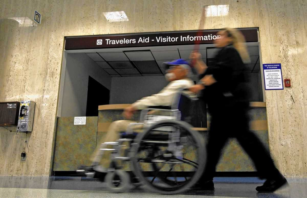 Travel for disabled