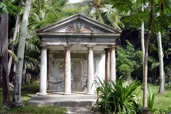 Dauban Family Mausoleum Seychelles