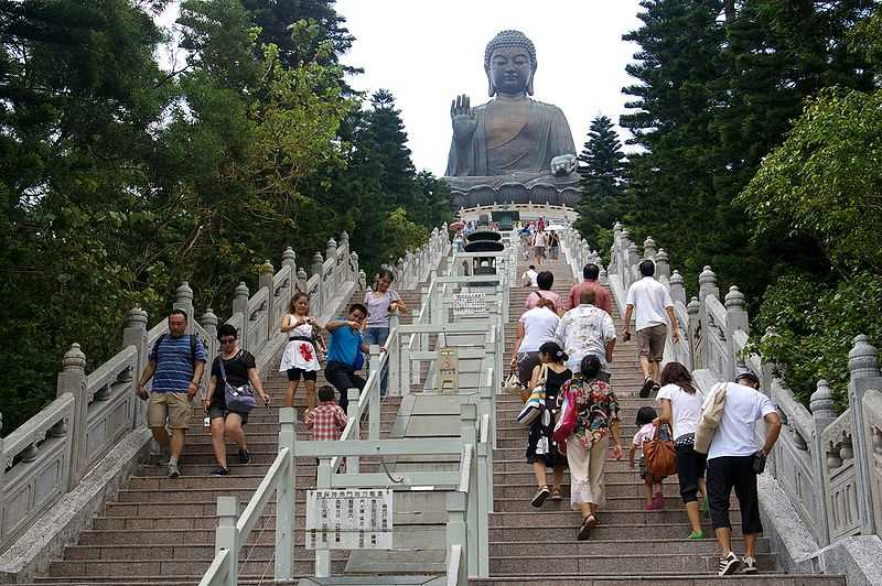 Tian Tan Buddha Temple,Hong Kong