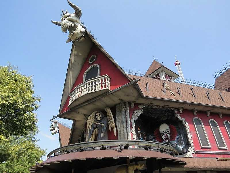 hotel psycho, prater, attractions