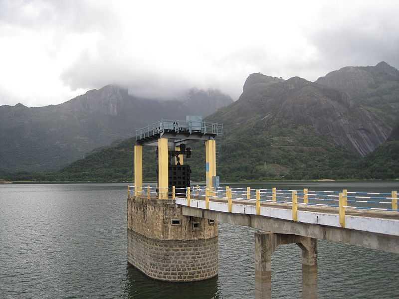 Aaliyar Dam, Valparai