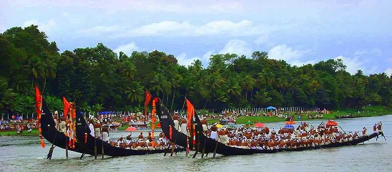 Kerala Culture, Festivals of Kerala