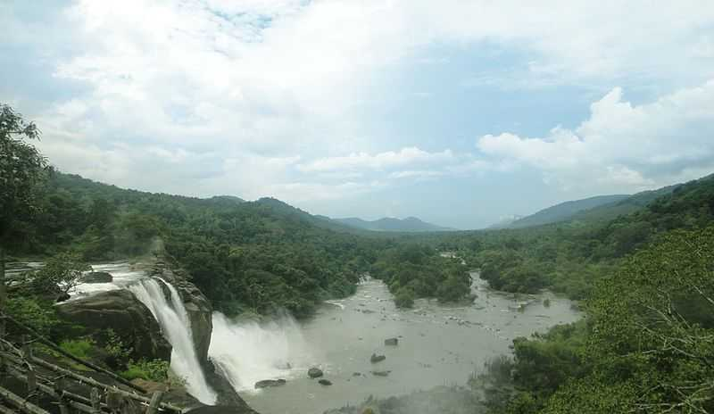 Athirapally Thrissur Tourist Places