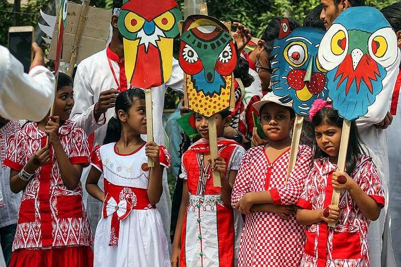 Pohela Boishakh - West Bengal