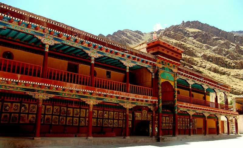 Image result for Hemis Monastery
