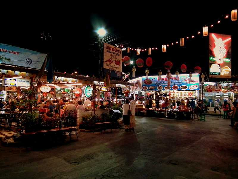 Chiang Mai Night Bazaar, Night Markets in Chiang Mai