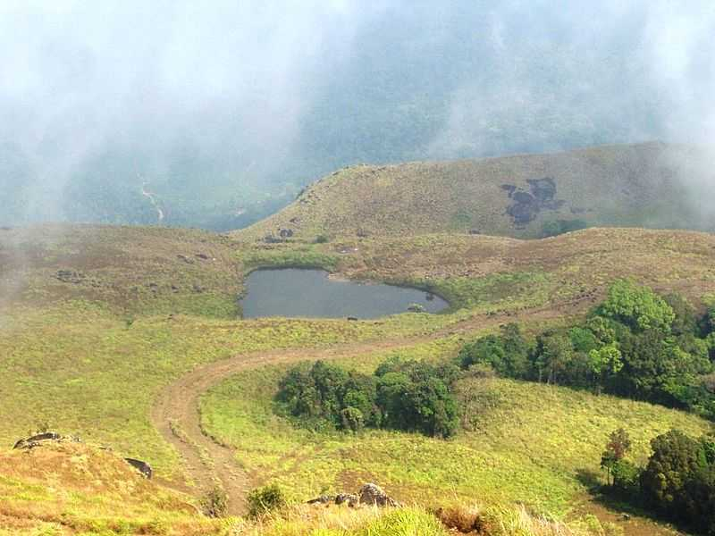 Chembra Lake, Wayanad