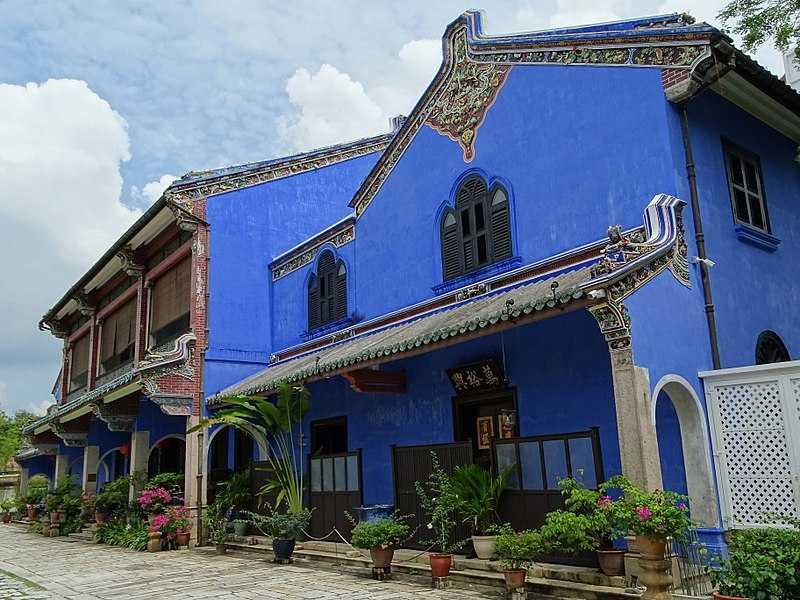 Cheong Fatt Tze Mansion, Penang