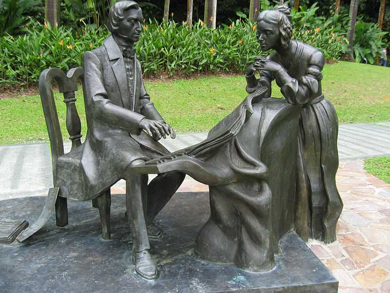 Chopin at Singapore Botanic Gardens