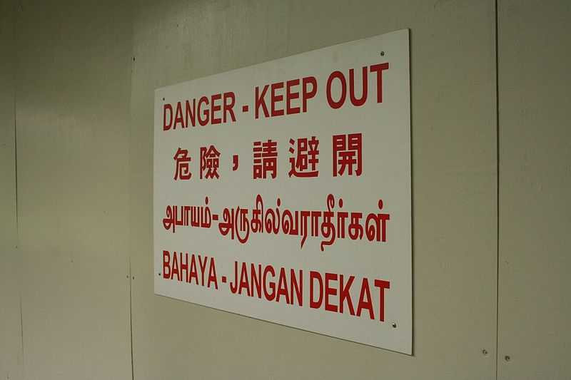 Languages in Bangkok