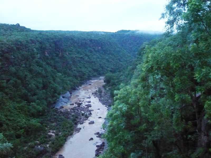 Denwa River