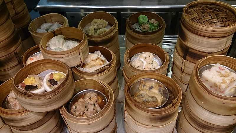 Dim Sum, Dishes of Singapore