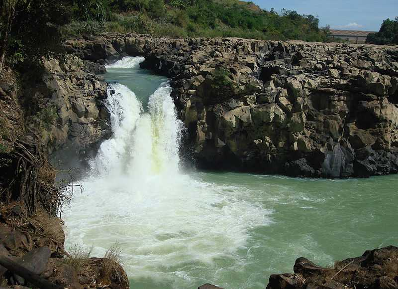Waterfalls in Buon Ma Thuot