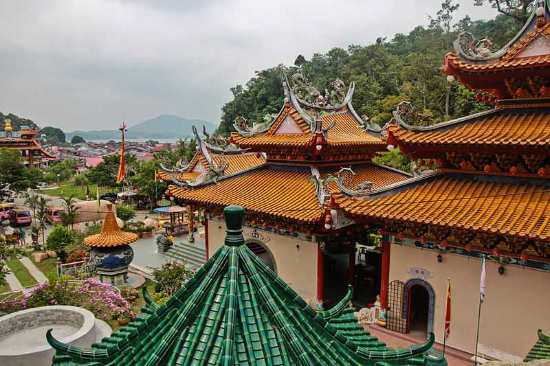 Fu Lin Kong Temple, Pangkor Island