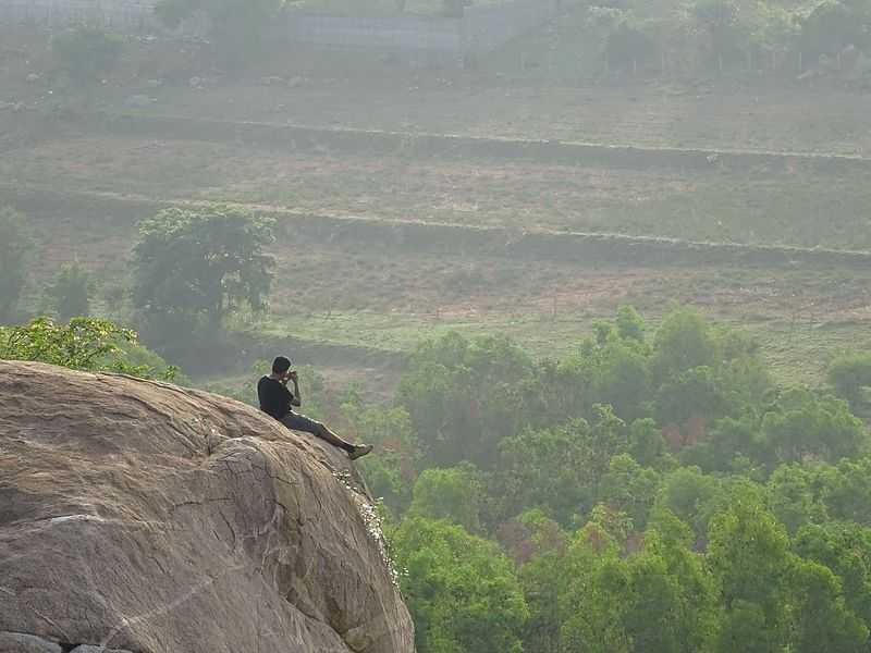 Rock Boulders in Turahalli