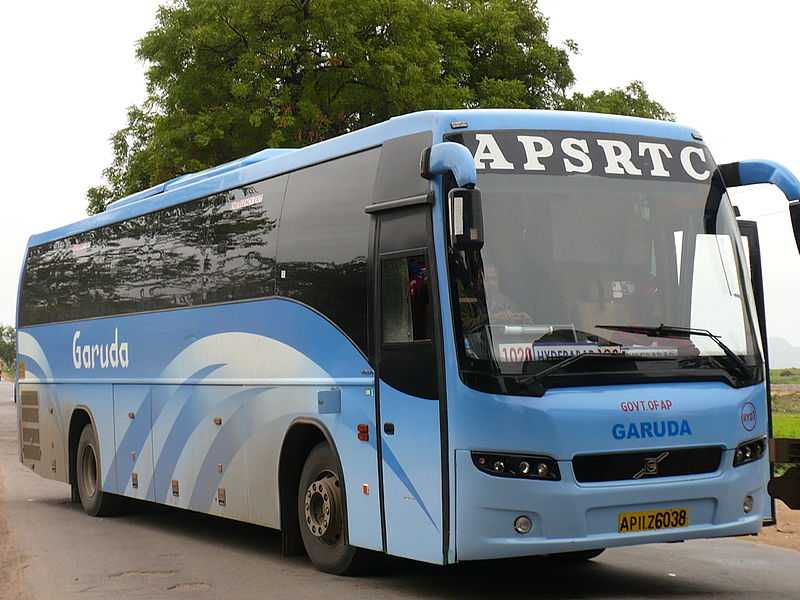Hyderabad to Puri by Bus