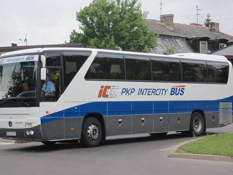 Intercity Bus