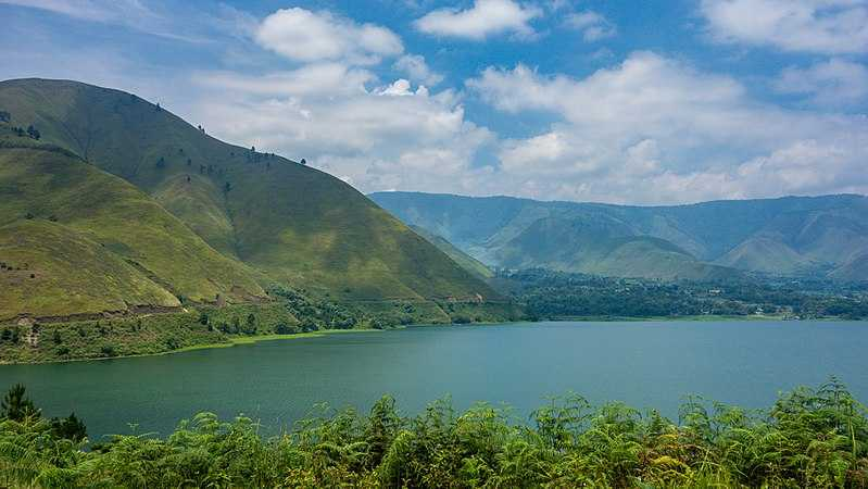Lake Toba, Landscapes in Indonesia
