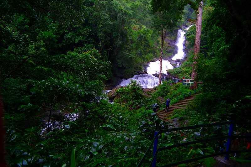 Iruppu Falls Trek